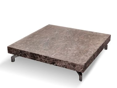 Low marble coffee table DUDE | Marble coffee table