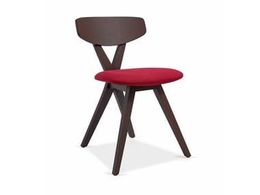 Cadeira de madeira DUETTO