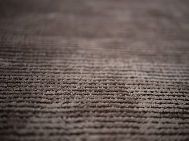 Solid-color carpeting DUNE