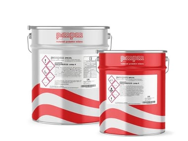 Two-component epoxy finish rust inhibitor DUROGLASS FU 35