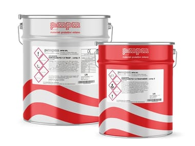 Transparent self-leveling epoxy finish DUROGLASS P5/1 LV