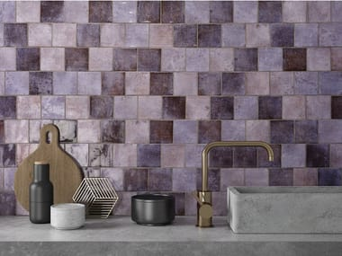 Indoor ceramic wall tiles DYROY