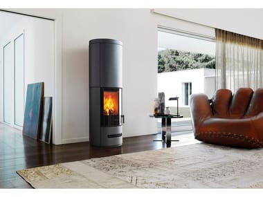 Wood-burning stove E 929 DH | Wood-burning stove