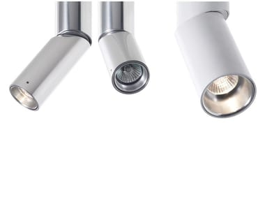 LED extruded aluminium ceiling lamp E06