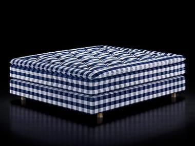 Fabric double bed EALA