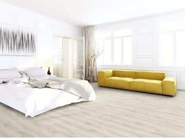 Pavimento in LVT effetto legno EASIUM