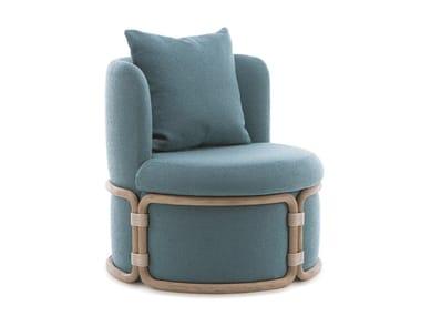 Garden fabric easy chair ROTIN | Easy chair