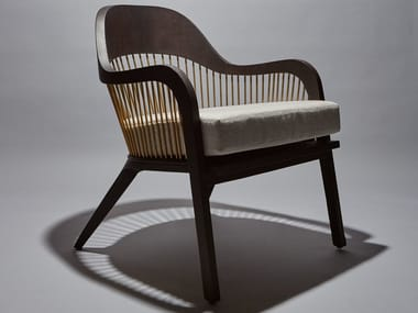 Easy chair with armrests LANKA   Easy chair