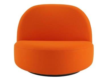 Fabric easy chair ELYSEE | Easy chair
