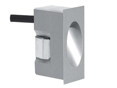 Segnapasso a LED a parete in alluminio per esterni ECLIPS 30