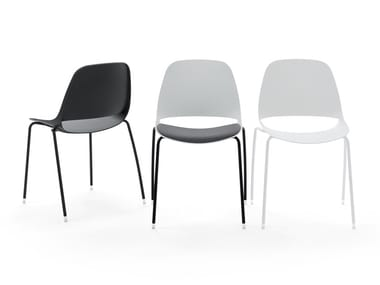 Polypropylene chair ECLIPSE | Chair