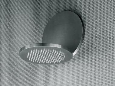 Stainless steel rain shower ECLIPSE | Overhead shower