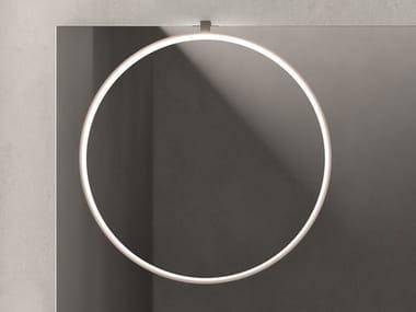 Lampada da specchio a LED per bagno ECLISSI