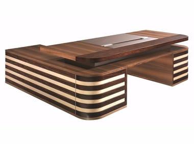 L-shaped executive desk EDOC | L-shaped office desk