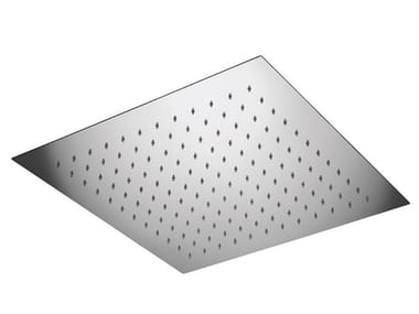 Built-in square overhead shower EGO - F1727