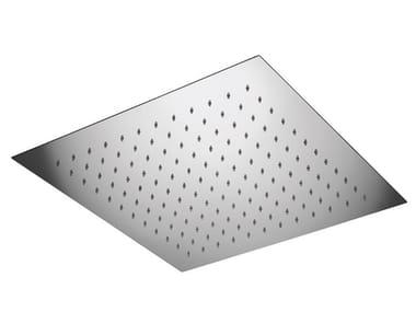 Tête de douche encastrable carrée EGO - F1727