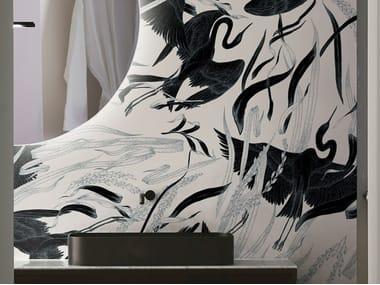 Tropical wallpaper EGRETS