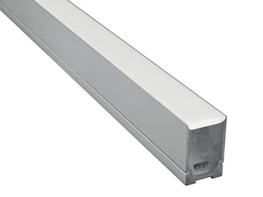 Metal Outdoor linear profile EK2 | Outdoor linear profile