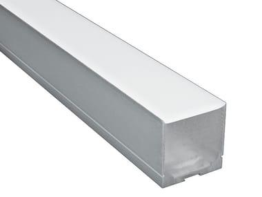 Metal Outdoor linear profile EK3 | Outdoor linear profile