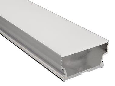 Metal Outdoor linear profile EK4 | Outdoor linear profile