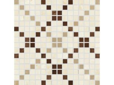 Mosaico in ceramica ELEGANCE | Mosaico Marfil