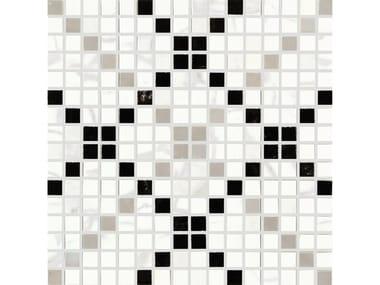 Mosaico in ceramica ELEGANCE | Mosaico Statuario