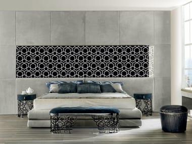 Leather boiserie / bed ELEGANT | Bed