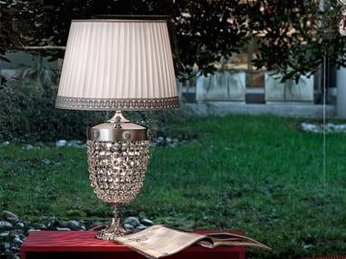 Crystal table lamp ELEGANTIA TL2G/ TL1 P