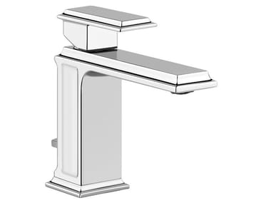1 hole metal washbasin mixer with pop up waste ELEGANZA | Washbasin mixer with pop up waste