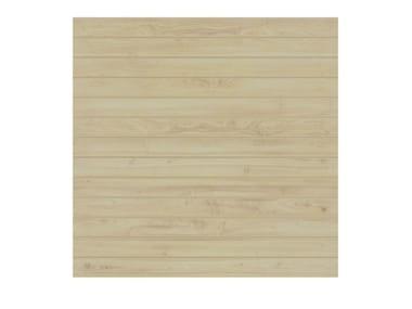 Wooden shade panel ELEONORA
