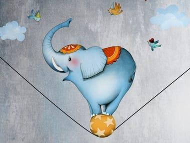 Kids wall sticker ELEPHANT