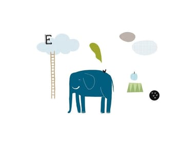 Kids wall sticker ELEPHANT