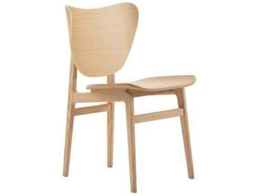 Chaise en chêne ELEPHANT | Chaise en chêne