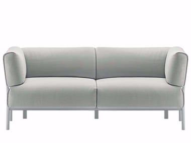 Sofá 2 lugares ELEVEN - 861 | Sofá de tecido