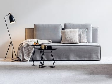Divano Letto Moderno Flexform.Fabric Sofa Bed Ell Purebeds Collection By Schramm Design Kaschkasch