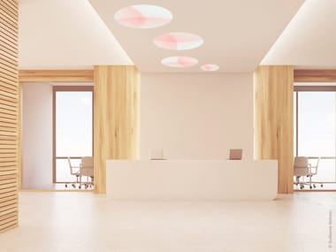 LED recessed ceiling lamp with dimmer ELUO | Recessed ceiling lamp