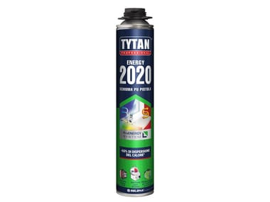 Schiuma poliuretanica per serramenti ENERGY 2020