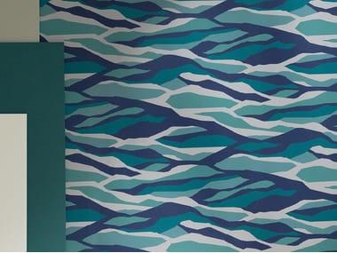 Motif wallpaper ENTRELACS