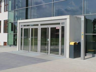 Porta d'ingresso per esterno MOGS BASIC   Porta d'ingresso