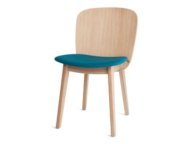 Upholstered fabric chair EPIC 03