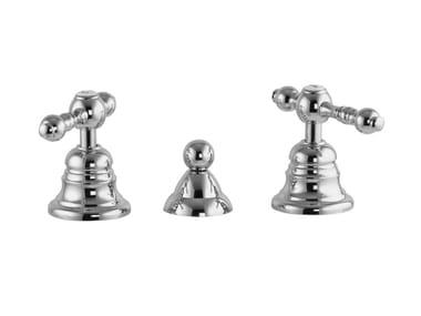 3 hole countertop bidet tap EPOQUE F5072 | Bidet tap