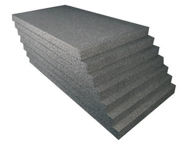 Polystyrene thermal insulation panel EPS 100 GRAFITE