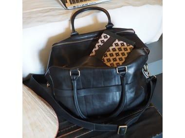 Leather bag ERNEST NOIR
