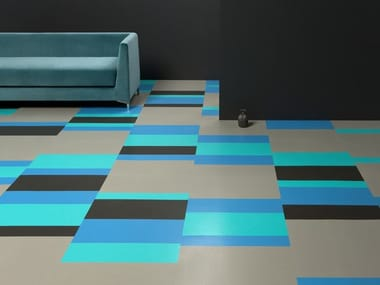 Anti-static vinyl flooring ESA PALETTE 5.0