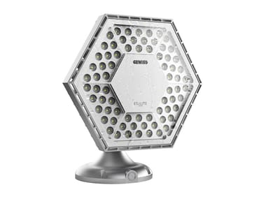 LED Outdoor floodlight ESALITE PL