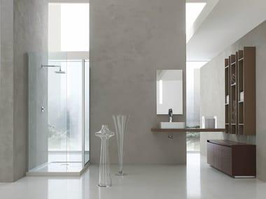 Sistema bagno componibile ESCAPE - COMPOSIZIONE 19