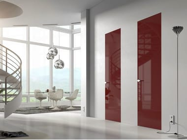 Hinged flush-fitting door ESSENTIAL | Hinged door