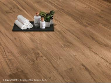 Pavimento in gres porcellanato effetto legno ETIC PRO | Pavimento in gres porcellanato