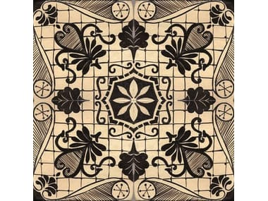 Wall/floor tiles ETOILE BLACK