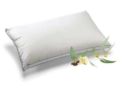 Rectangular polyester pillow EUCALYPTUS